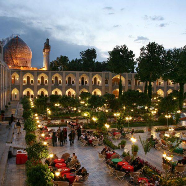 هتل عباسی